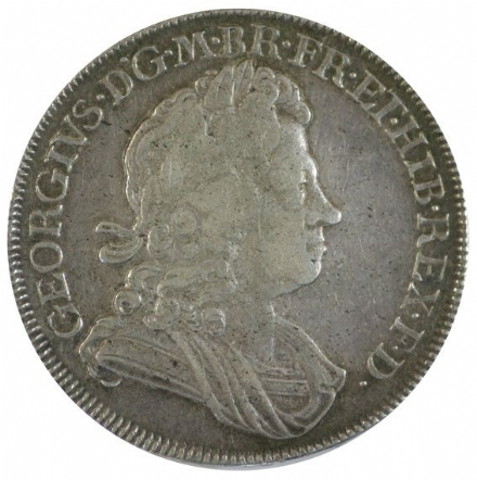 George I Silver Crown